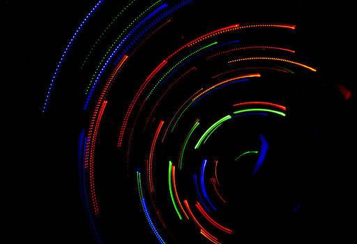 Light Swirl by Rod Mathis