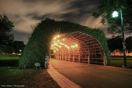 Isaac Silman - Lightened Tunnel