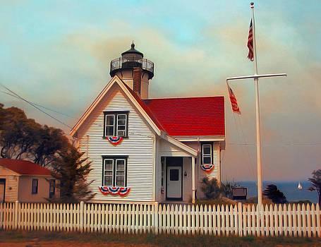 Lighthouse  by Christo Christov
