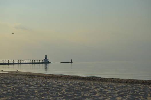 Lighthouse by Cim Paddock
