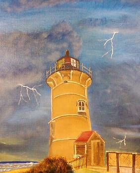 Lighthouse by Dominic Whatley