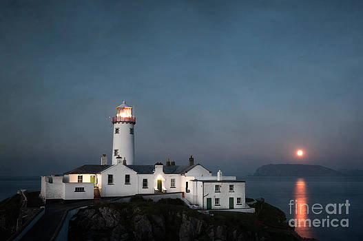 Fanad Lighthouse in Donegal Ireland by Mark Fearon