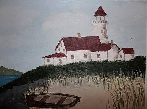 Lighthouse by Michelle Treanor