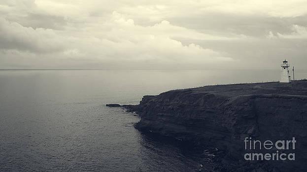 Edward Fielding - Lighthouse on the Cliff