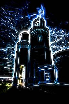 Lighthouse by Ron Harpham