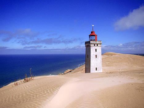 lighthouse Rubjerg by Giorgio Darrigo