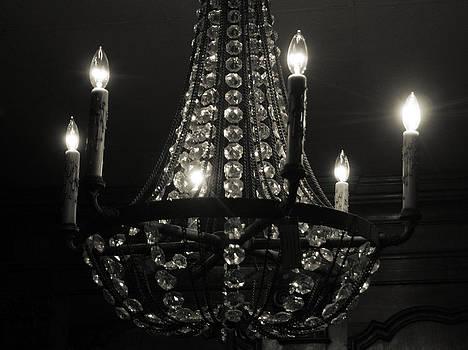 Lighting the Dark by Paulette Maffucci