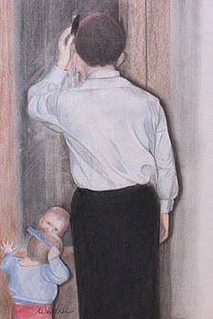 Like Father Like Son by Kathy Weidner