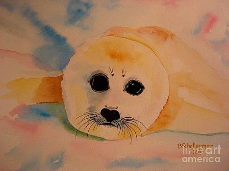 Lil Pup by Bonnie Schallermeir