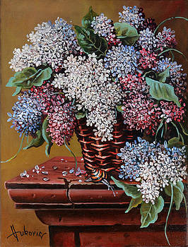 Lilac by Dusan Vukovic