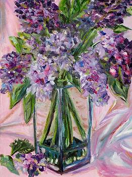 Lilac Light by Cindy Lawson-Kester