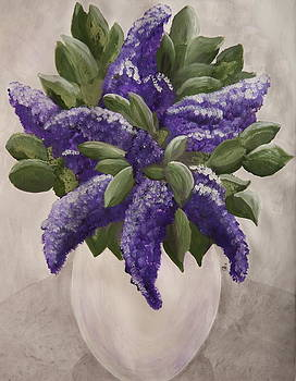 Lilac Memories by Anne Kibbe