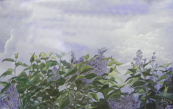 Jane Autry - Lilacs