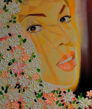 Lilacs of Attila by Katia Creole Art