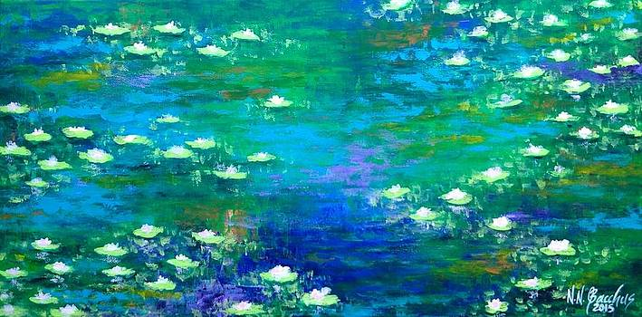 Lilies   by Naeema Bacchus