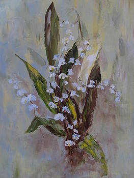 Lilies-of-the-Valley by Galina Khlupina