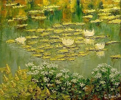 Lilies by Svetla Dimitrova
