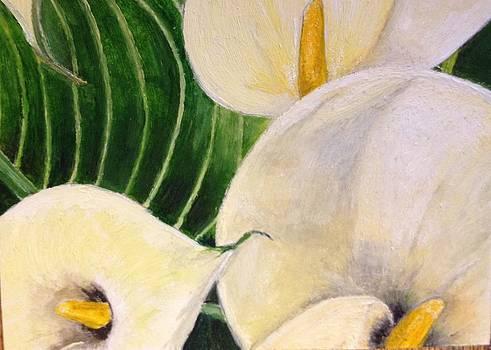 Lillies by John Schuller