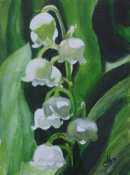 Lily of the Valley by Kim Selig