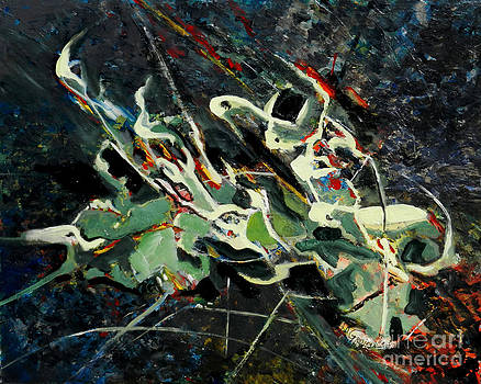 Lily Pads by Denis Grosjean