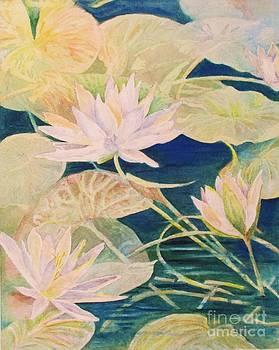 Lily Pond by Beth Fischer