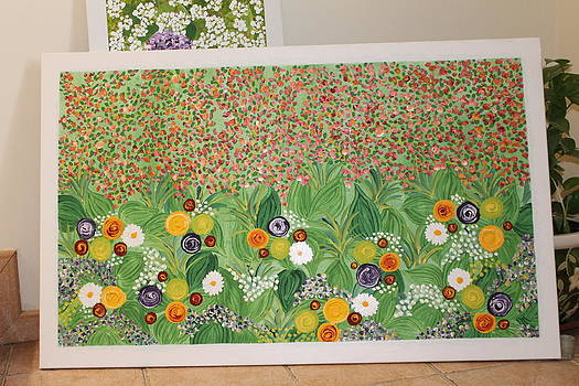 Lily's Garden by Jilly Curtis