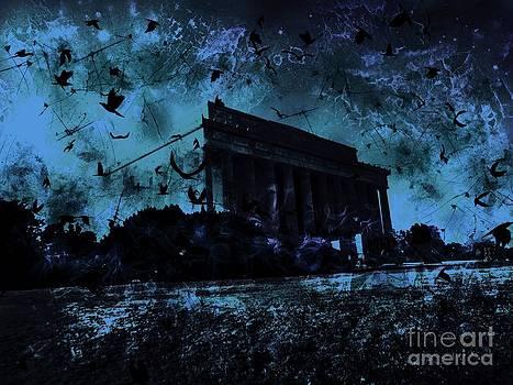 Lincoln Memorial by Marina McLain
