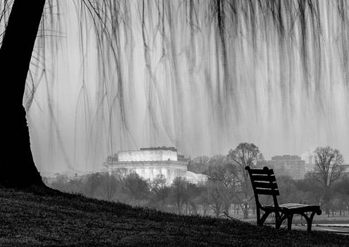Lincoln's Ghost by Dan Girard
