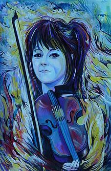 Anna  Duyunova - Lindsey Stirling