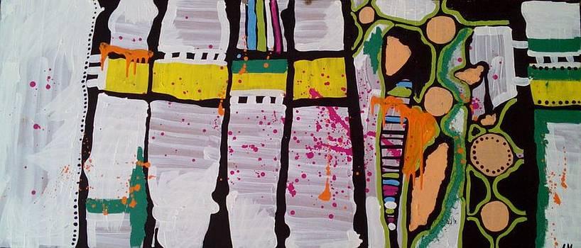 Lines 3 by Laura Vizbule