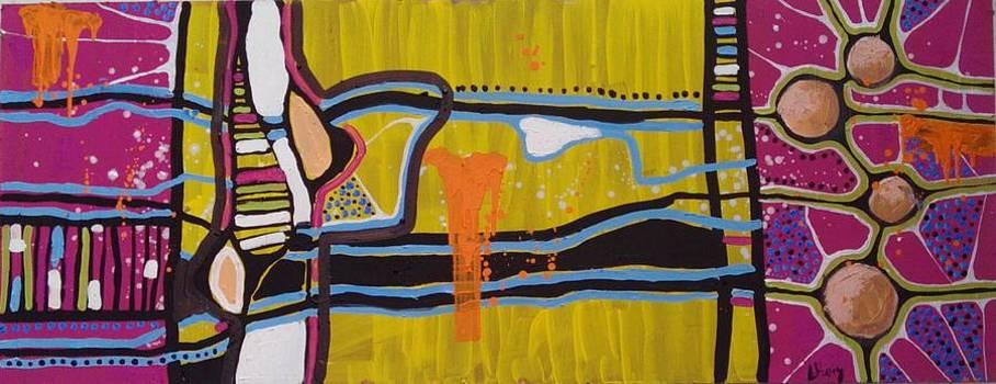 Lines2 by Laura Vizbule