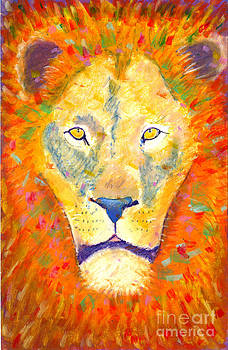 Lion by Aaron Koster