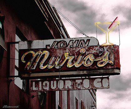 Liquor To Go by Larry Butterworth