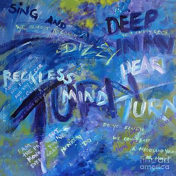 Listening to Dave Matthews by Ginny Gaura
