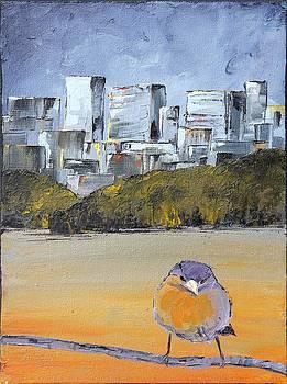 Little Bird #8 by Carolyn Doe