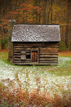 Little Cabin by Jaki Miller