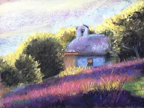 Little Chapel by Cindy Plutnicki