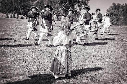 Little Girl by Cheryl Cencich