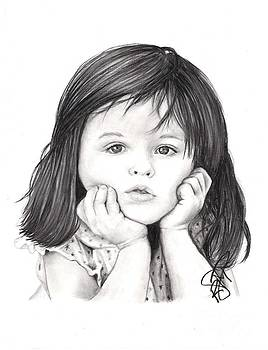 Little Girl by Rosalinda Markle