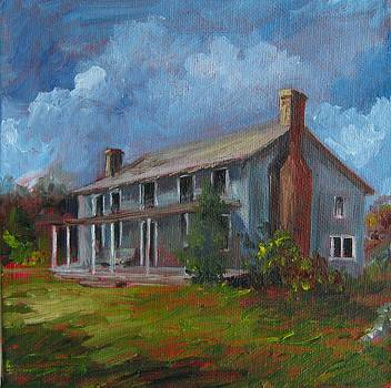 Little Granny's Home Place by Gloria Turner