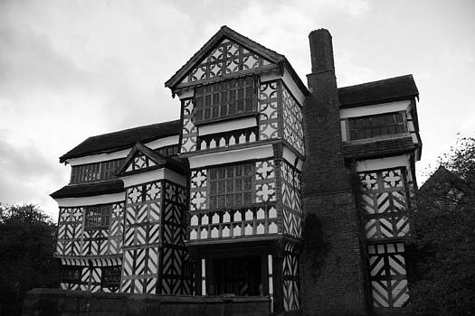 Little Moreton Hall Gateway by Derek Sherwin