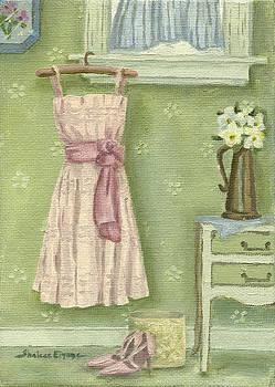 Little Pink Dress by Shalece Elynne