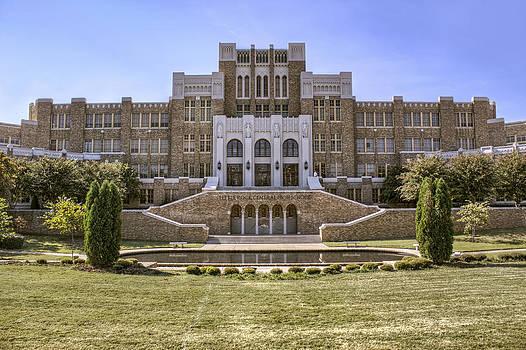 Jason Politte - Little Rock Central High School