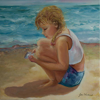Little Shell COllector by Jane Woodward