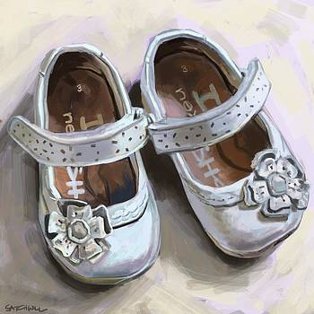 Little Shoes by Mark Satchwill