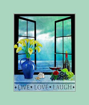 Nina Bradica - Live Love Laugh-2
