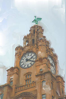 Liverpool liverbuilding by Christopher Rowlands