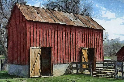 Liane Wright - Livestock Barn