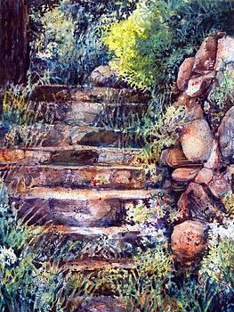 Living Stairway by Sarah Kovin Snyder
