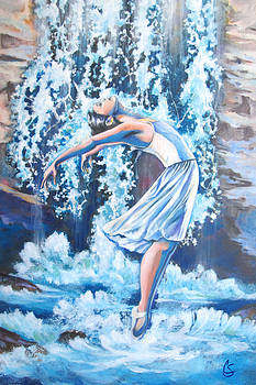 Living Water by Tamer and Cindy Elsharouni
